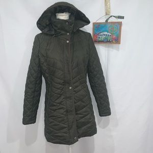 Andrew Marc quilted lightweight jacket
